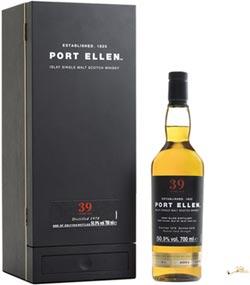 PORT ELLEN 39年威士忌 行家必藏