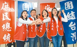 雲林縣25議員 跨黨派挺韓選總統