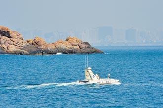 陸太陽能無人艇 遠海觀測新利器