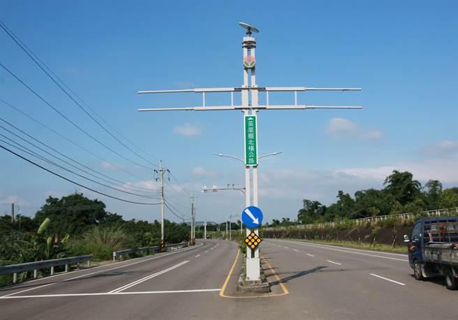 頭份市公所擬增設北橫交流道,獲中央同支持同意。(何冠嫻攝)