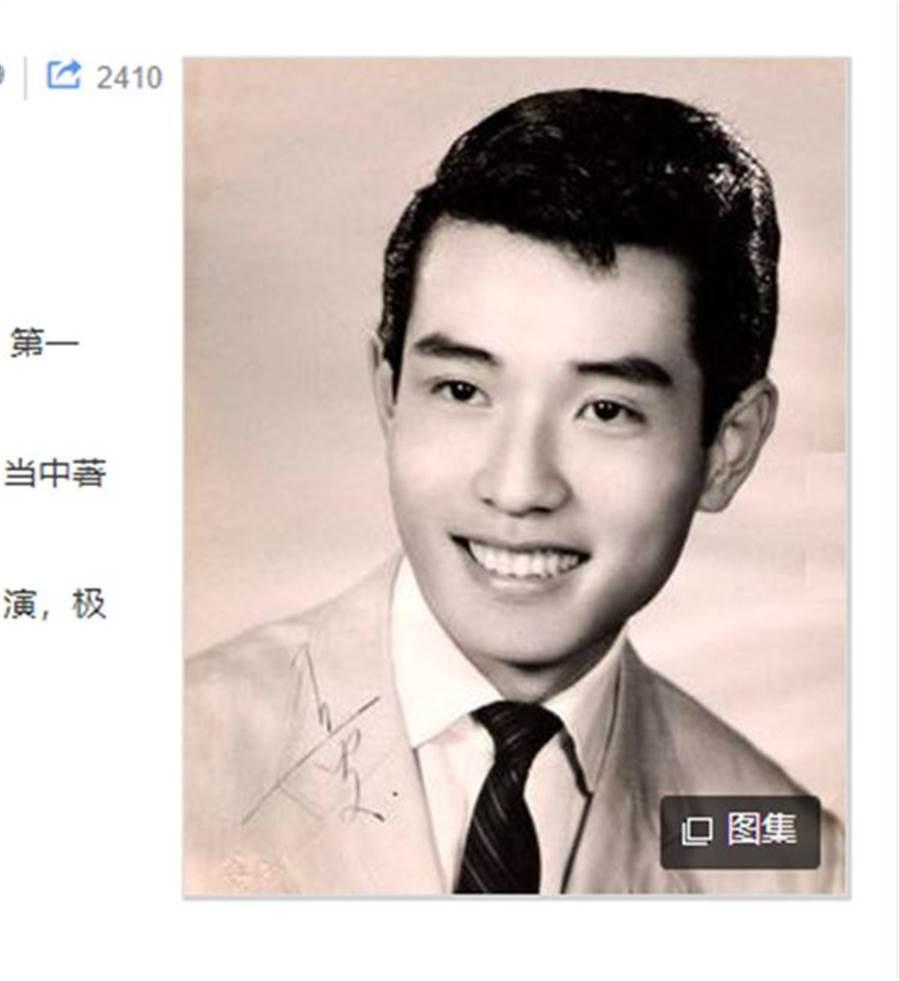 邵氏传奇小生绝迹演艺圈32年 台湾现踪变这样! - 中时电子报 Chinatimes.com -20190530000919