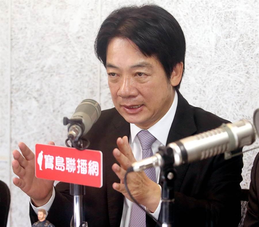 [新聞] 陳淞山稱 賴清德被「政治血滴子」做掉