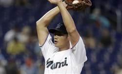 MLB》陳偉殷好投 自責分率贏康利