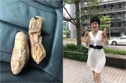 台北買2條地瓜要180元 崔佩儀驚:好貴 在搶錢嗎?