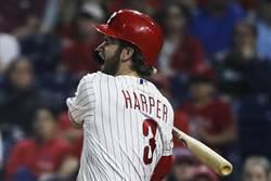 MLB》哈波打擊有解 「不努力」才打得好