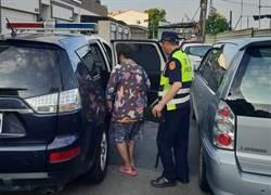 75歲失智婦走失自稱20歲 警助返家