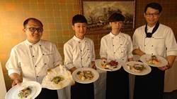 老牌西餐廳推新菜也外送 顧客在家吃得到