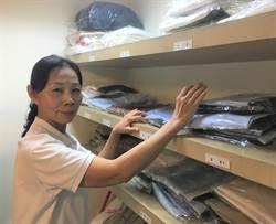 66岁赖丽纟在饭店业找到展现劳动力价值