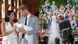 梅根、哈利結婚一週年紀念!首度曝光婚禮幕後花絮照