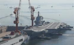 大陸自製航艦海試不順 無法在十一成軍