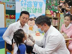 竹市學童齲齒盛行率3年成長6.29%