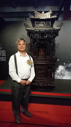 文資傳匠工坊揭牌 雙認證人間國寶李秉圭開首展