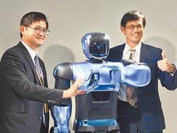 和碩創新發表會 機器人最搶鏡