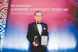 台灣最佳CEO 童兆勤再獲殊榮