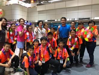 台版曲棍悍將 平和國小連奪世界錦標賽3連霸