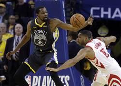 NBA》科爾:我們沒杜蘭特也能贏