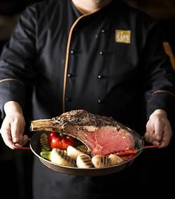 戰斧牛排吃到飽  台北遠東飯店Buffet拚了