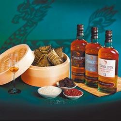 威士忌遇見粽 酒香融米香