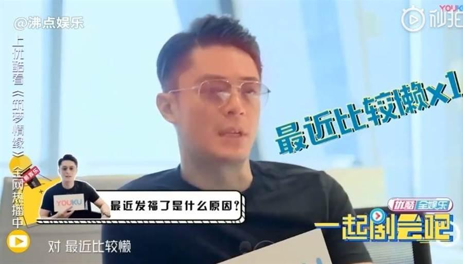 霍建华撩杨幂..林心如大器这样做 诚实谈发福:懒 - 中时电子报 Chinatimes.com -20190601002316