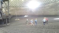 頭份中石化工安意外 檢修員遭煤炭掩埋不治