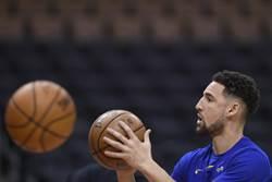 NBA》浪花弟:不想跟柯瑞以外控衛合作