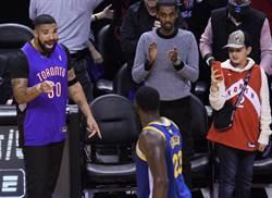 NBA》垃圾好友?格林遭爆跟Drake聚餐