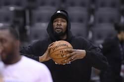 NBA》KD訓練了!G5出賽仍然存疑