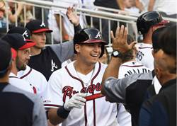 MLB》勇士超級新秀狂開轟 成為史上第4人