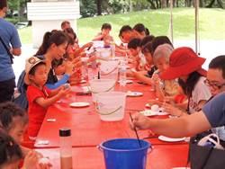 香包DIY彩繪立蛋 中市新住民提早慶端午