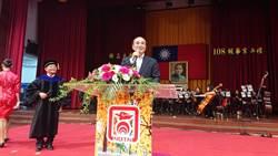 王金平稱 當選總統恢復軍公教警消應得權利