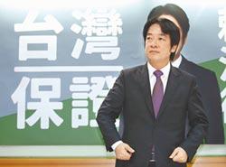 賴要蔡專心國政 選戰他來就好
