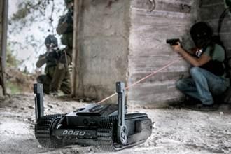 以色列展示神槍手機器人 射汽球例不虛發