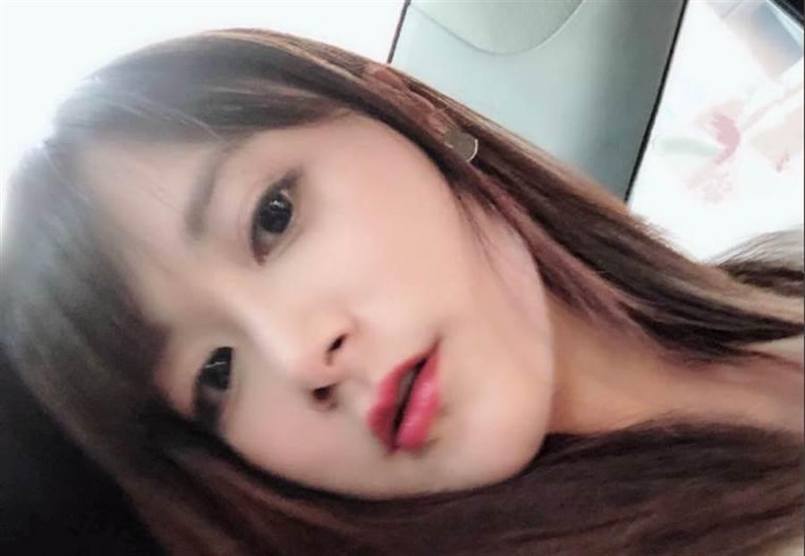 江宏傑姊姊美貌震撼日網友。(圖/翻攝自推特)