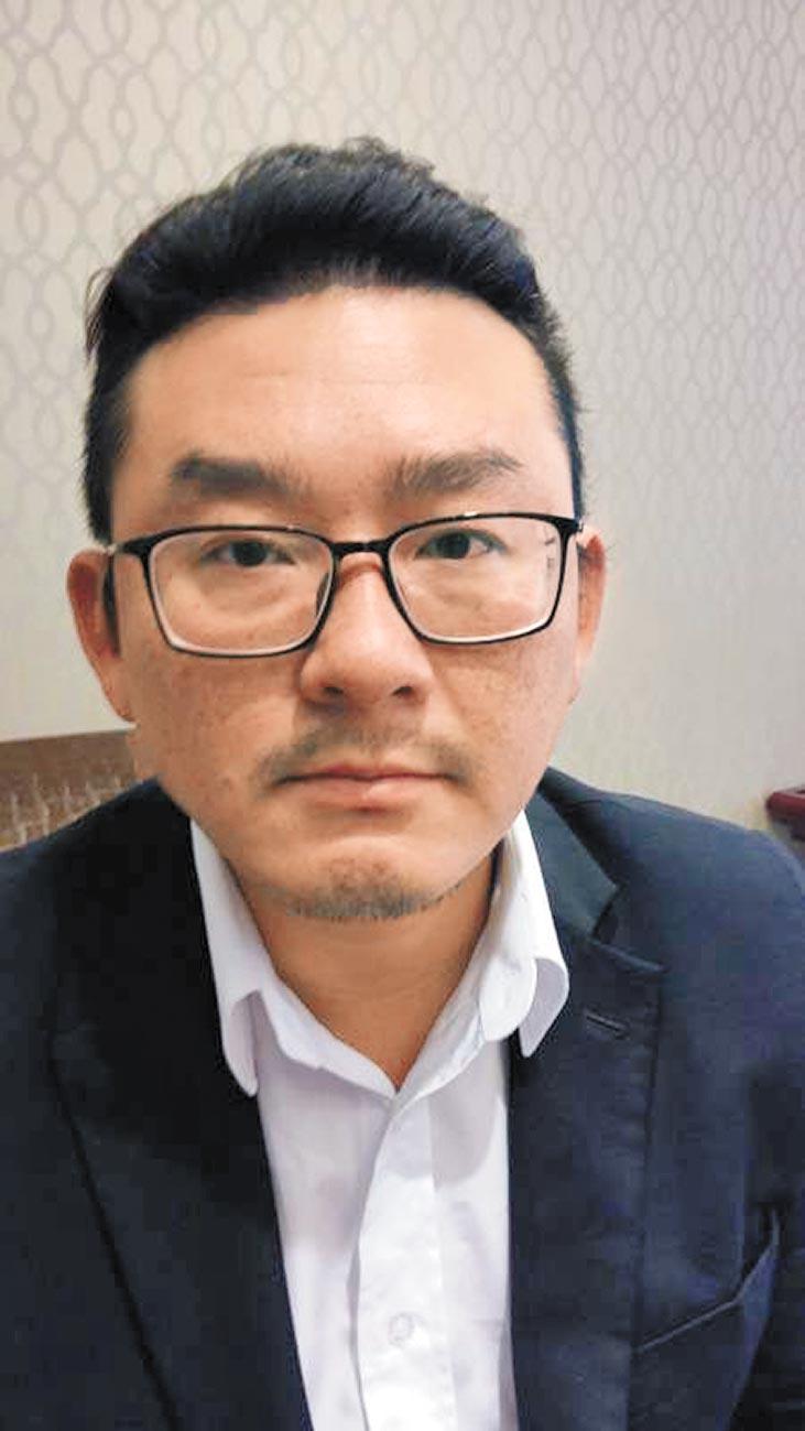 林蔚丞(台灣青年聯合會副理事長)
