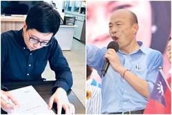王浩宇稱打韓後民調狂掉13% 李正皓爆真相