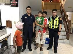 3歲童漁港走失 警開巡邏車廣播尋親
