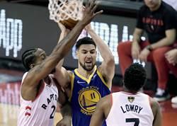 NBA特稿》勇士咬牙扳平 傷痛卻更嚴重了