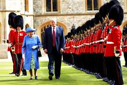 防外交鬧劇!英皇室備妥秘密武器治川普