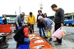揮別地攤交易 松柏漁港集貨場年底將啟用