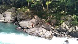 烏來釣客落水失蹤多日  上午尋獲死者遺體