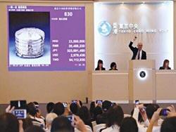 史上最貴普洱茶王 百年福元昌成交價破億