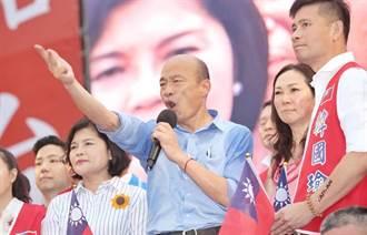 綠議員稱挺韓大會僅7萬人 遭黃暐瀚狠打臉