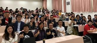 大陸人氣網路作家 赴佛光中文與師生進行文學影視跨界交流