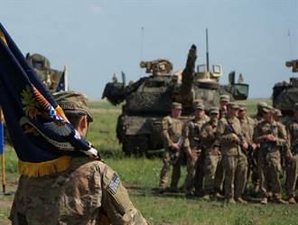 美軍羅馬尼亞演習 透露改進型M1A2戰車