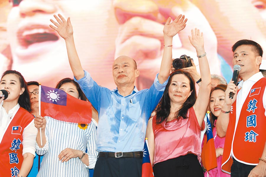 領導者要學!韓國瑜的「藍襯衫」行銷策略