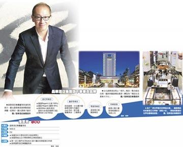 晶華酒店集團董事長潘思亮:降租稅鬆法令 再造觀光榮景 整體經濟提升才是最重要關鍵