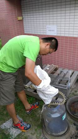 大坑蛇出沒!台中市府3、4月委外捕捉近600條蛇