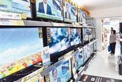 美對陸墨加徵關稅 電視市場恐遭殃