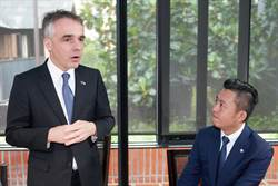 法協會主任拜會竹市長 盼強化新創交流