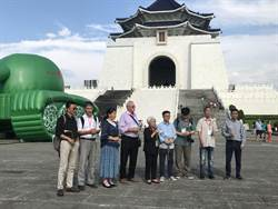 六四30週年 羅文嘉:喚醒更多台灣人民守護民主